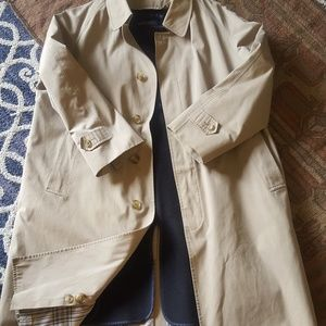 Brooks Brothers Classic Trench